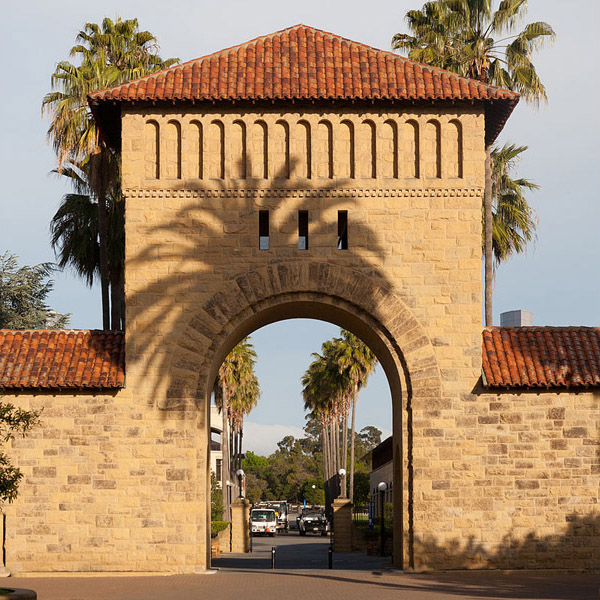 Stanford Gate today